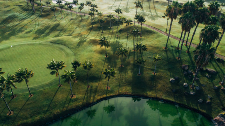 golf course planning